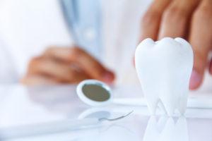 dente perso | studio Ansaloni